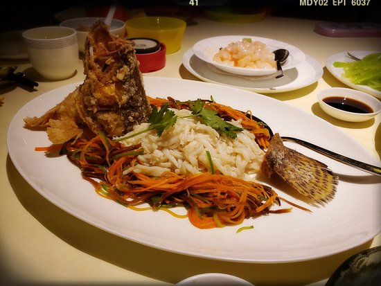 龍鬚桂魚($372)