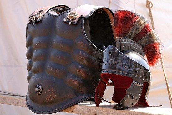 École de gladiateurs romains...