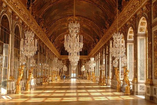 Salta la coda: tour di Versailles