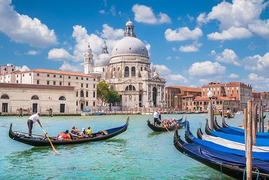 Venezia da Firenze in treno ad alta