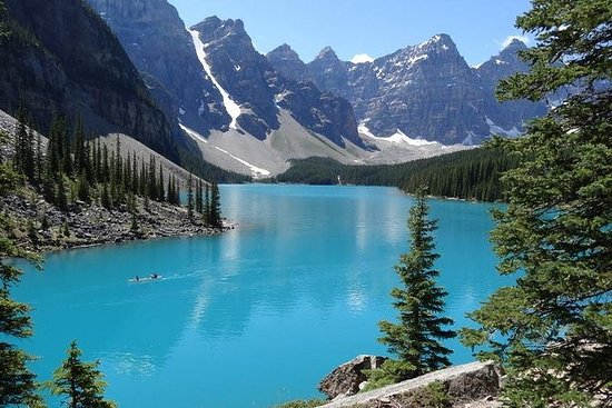 Rocky Mountains Classic + Summer Tour: Rockies Classic Summer Tour (4 days)