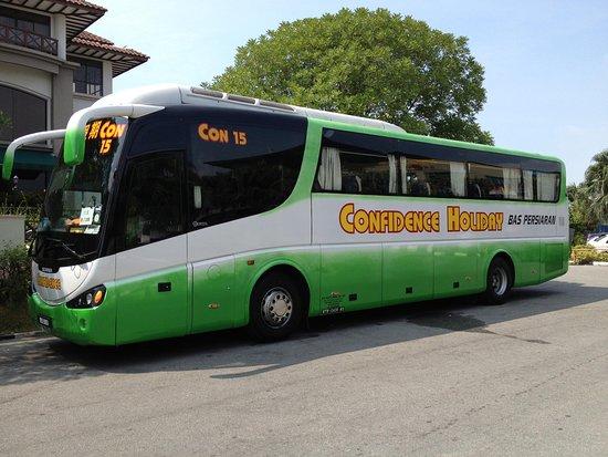 Confidence Travel & Tour Sdn Bhd