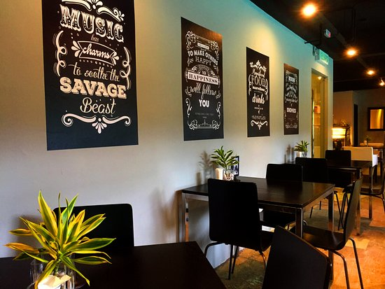 M Cafe & Bar: Private and Cosy Settings