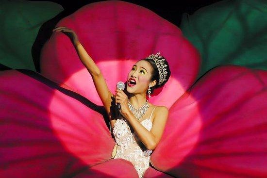 Billet d'entrée Phuket Simon Cabaret