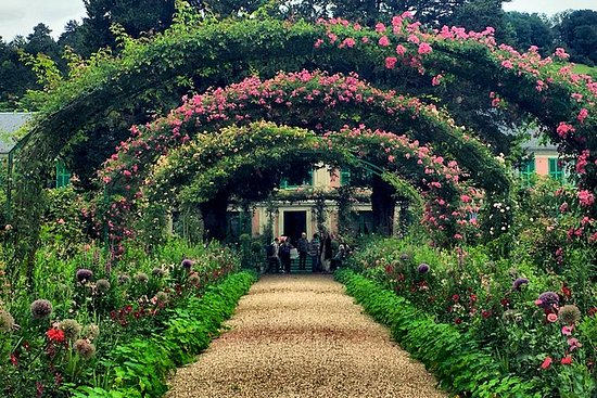 Monet's House & Gardens in Giverny...
