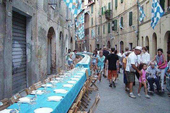 De vakreste kirker i Siena og...