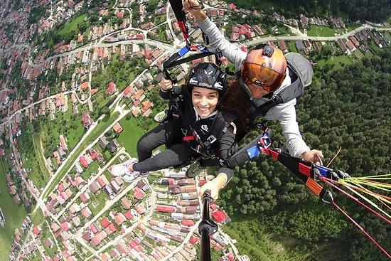 Paragliding tandemvlucht