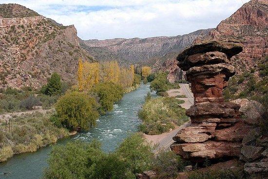 San Rafael e Cañón del Atuel