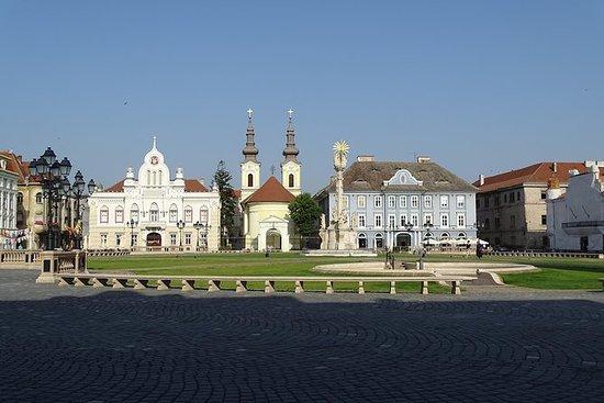 Halvdagstur til Timisoara, afgang fra Arad: Half-day tour to Timisoara, departure from Arad