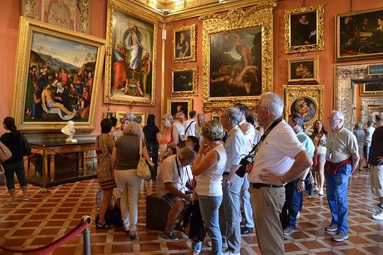 Palatina Gallery und Pitti Tour