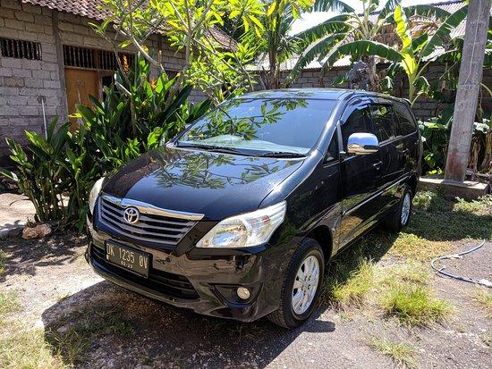 Amed Driver Bali