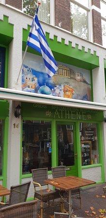 Athene's Olijf