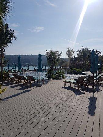 sehr schönes Resort