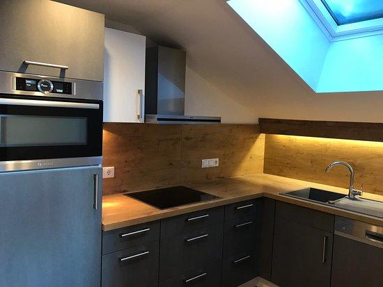 Küche Wohnung 31