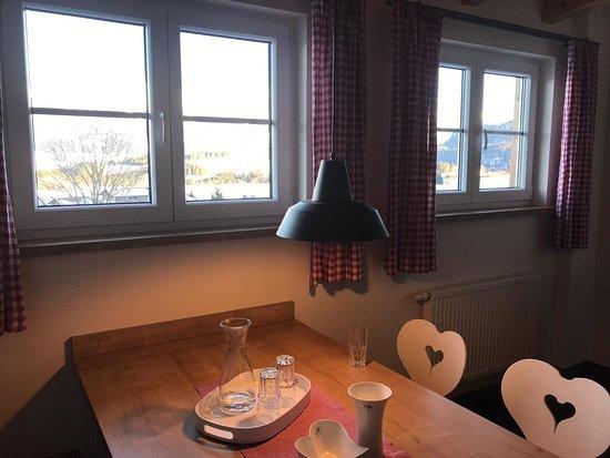 Essbereich Wohnung 31