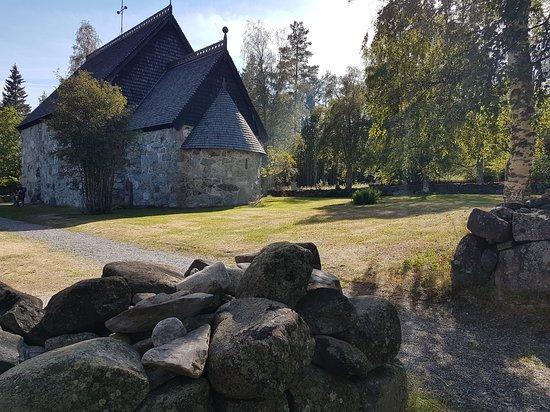 Kyrkan, friluftsmuseet Murberget.