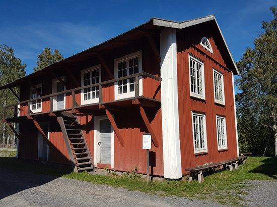 Vasternorrlands museum: Garveriet, friluftsmuseet Murberget
