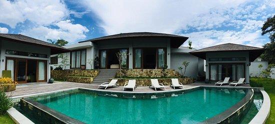 Pool Picture Of Embun Luxury Villas Janda Baik Tripadvisor