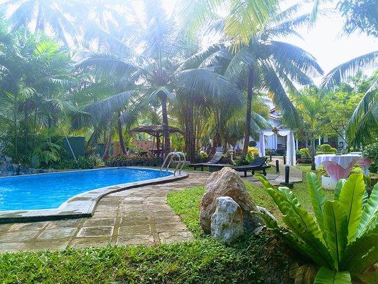 Madampe, Sri Lanka: Pool