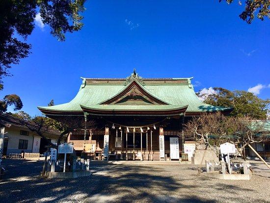 Mitsue Tenjin Yanahime Shrine