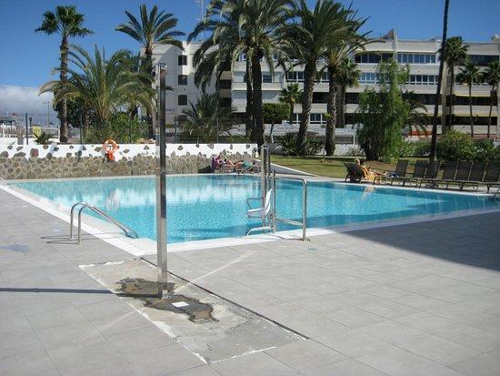 Abora Catarina by Lopesan Hotels: Neuer Pool im hinteren Bereich