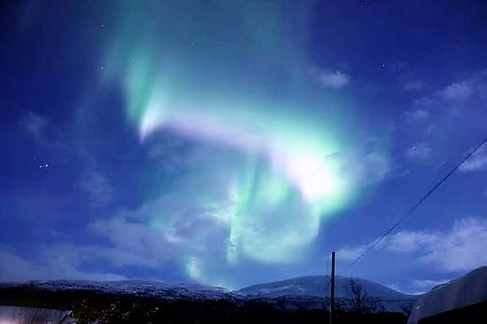 The Northern Lights Hunter Tromso June 2019 All You