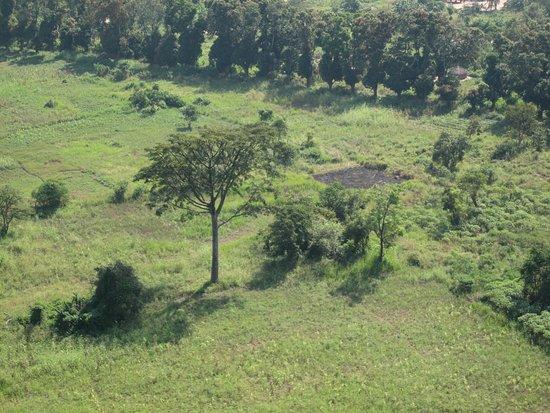 Yambio Aerial View, The Republic of South Sudan, Photo Credit: Shadi Alkasim