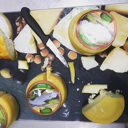 Delicious cheese, wonderful family business