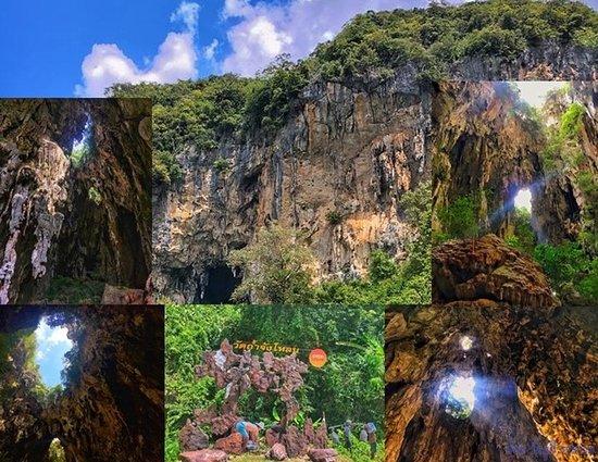 Songkhla Province, Thailand: ถ้ำเขาจังโหลน ชุมชนท่องเที่ยวโอทอปนวัตวิถี อำเภอรัตภูมิ จังหวัดสงขลา