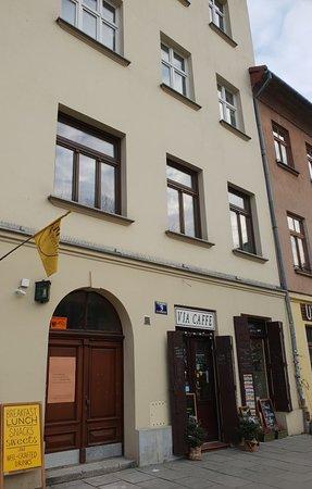 Via Caffe on Plac Wolnica