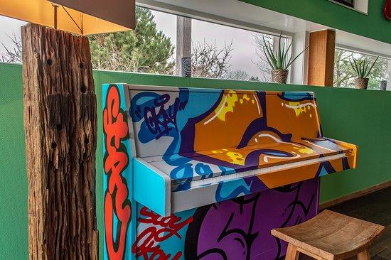 Lounge - Foto Stayokay Egmond, Egmond-Binnen - Tripadvisor