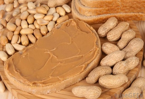 China: Good machine makes good flavor peanut butter.