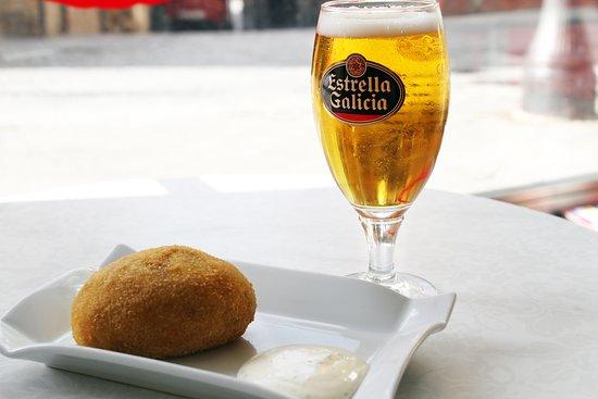 La Ronda Food & Drink: Croquetón de La Ronda