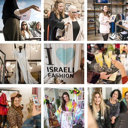 Fashionating Israel