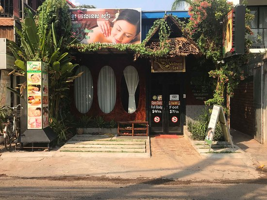 Khmer Wellness Spa
