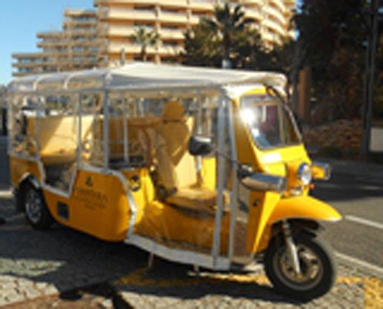 Anantara's Buggy to Town