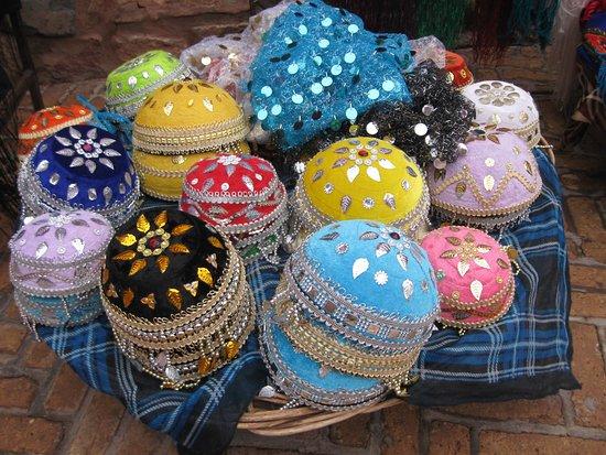 Attractive hats