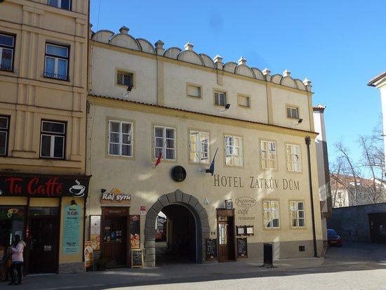 Zatka's House