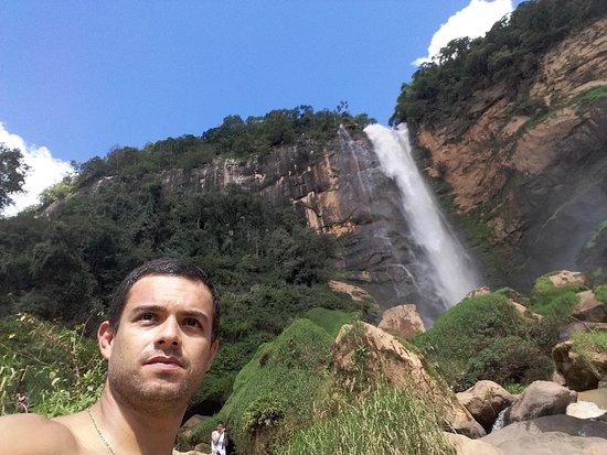 Sumidouro, RJ: Lugar bonito e difícil.