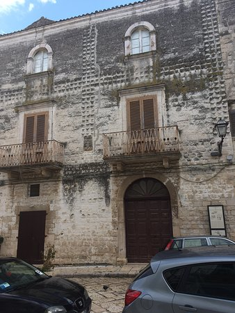 Rutigliano, Włochy: Palazzo De Franceschis