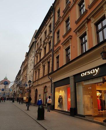 Ulica Florianska: Beautiful street