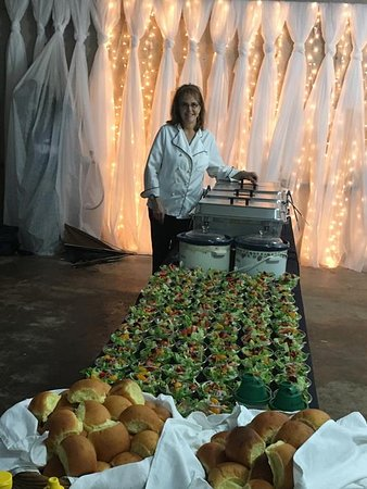 Guttenberg, IA: Wedding Catering