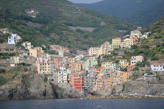 Cinque Terre Day Trip from Florence with optional Hiking: boat ride back