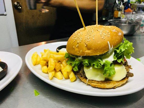 Quellon, Cile: Sandwich de Lugo.