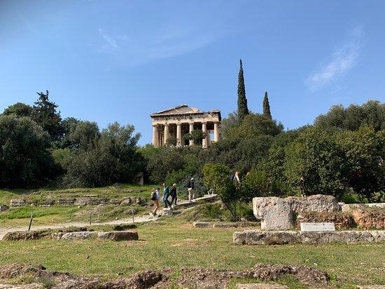 L'originale tour cristiano sulle orme di Paolo ad Atene e nell'antica Corinto: Ancient Agora