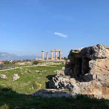 L'originale tour cristiano sulle orme di Paolo ad Atene e nell'antica Corinto: Corinth