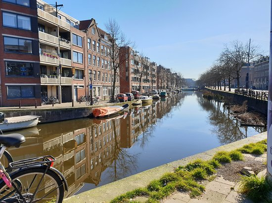 Amsterdam Canal Ring: By day