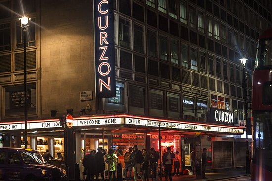 Curzon soho speed dating