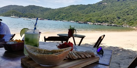 Ateliê Cafeteria: Food with a view