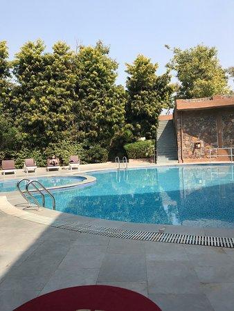 WelcomHeritage Ranthambore Forest Resort: ウェルカムヘリテージ ランタンボア フォレスト リゾート